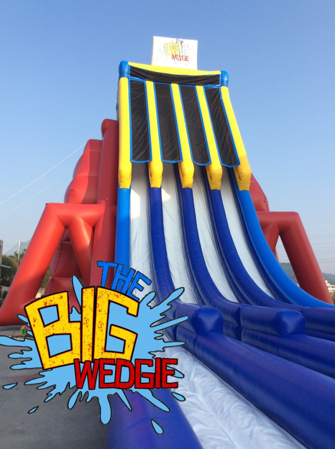 the big wedgie waterslide glenelg adelaide. Black Bedroom Furniture Sets. Home Design Ideas