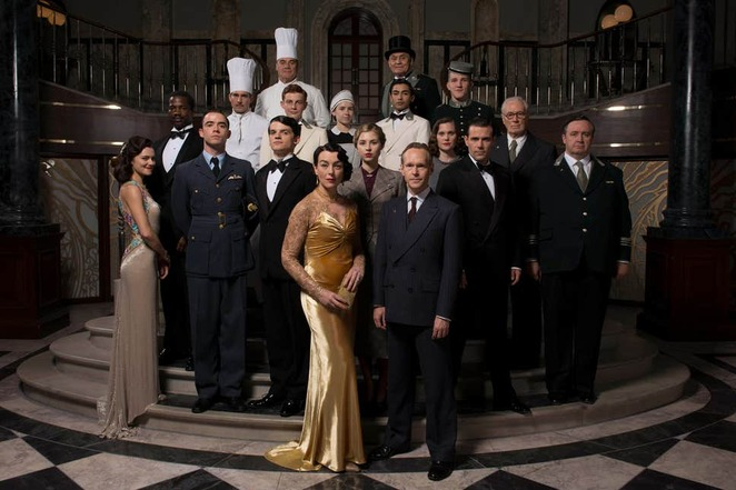 The Halcyon, ITV, British drama