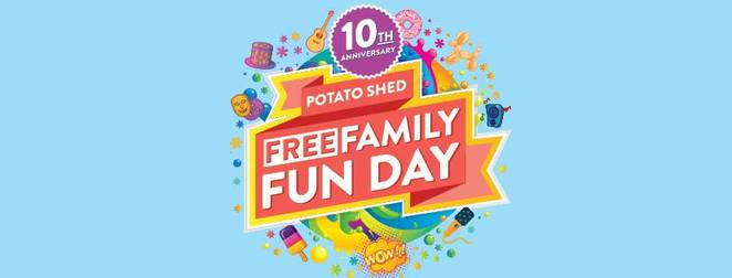 The Potato Shed, Family Fun Day, Free, 2018, Free Stuff for Kids, Mik Maks, Bellarine, Drysdale, Geelong,
