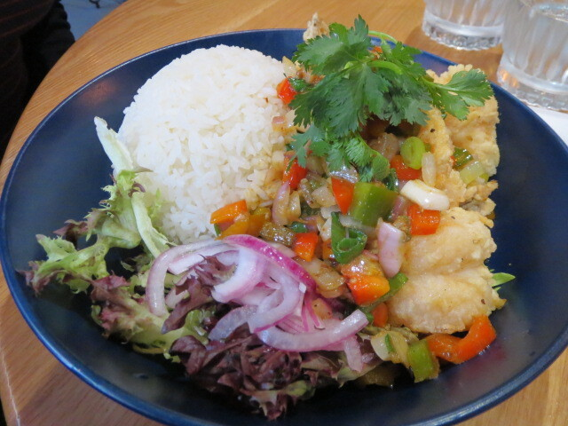 Third by NNQ, Tom Rang Muoi Rice Bowl, Adelaide