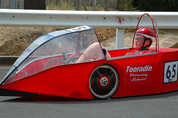 Victoria Melbourne Maryborough HPV Human Powered Vehicles Competition Race Racing