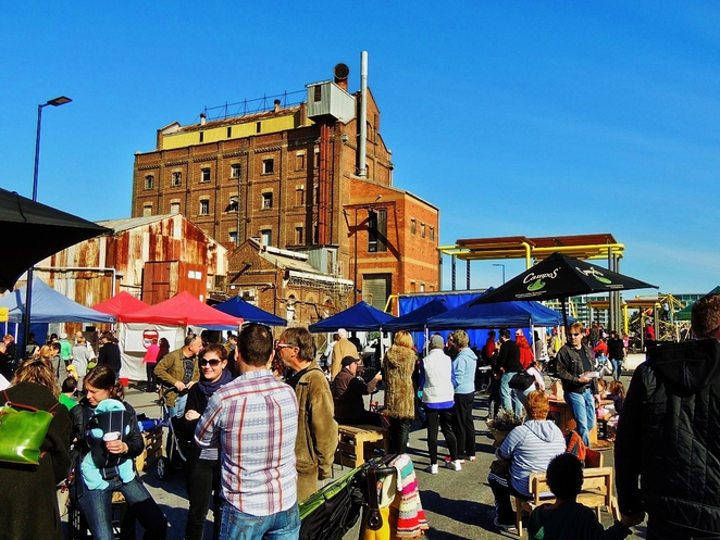 wild at hart, farmers market, fruit and vegetables, activities for kids, market stalls, harts mill, harts mill playground, port adelaide attractions, port adelaide markets, harts mill precinct