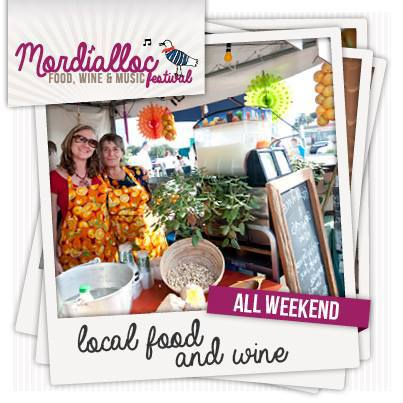 Mordi Food And Wine Festival