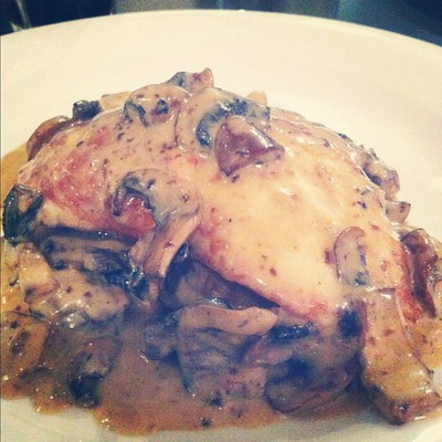 Poloalfungi Grilled Chicken