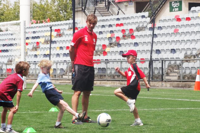 adelaide united school holiday clinic