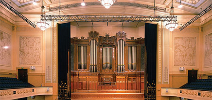 All Stops Out! Organ Concert and Guided Tours