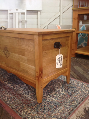 Another beautifully made piece of furniture