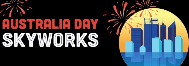 Australia Day Skyworks