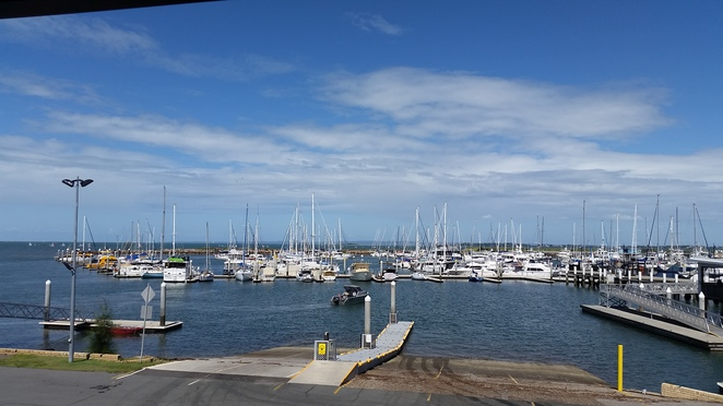 Moreton Bay Trailer Boat Club views