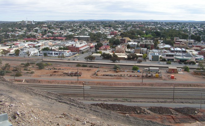 Broken Hill, Line of Lode, Outback, Mining