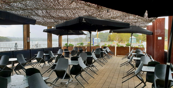 Cafe, views, waterfront, Sydney, indoor, outdoor