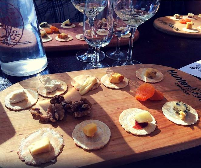 cheese and wine tasting, hunter valley cheese and wine, two fat blokes hunter valley, girls day out ideas