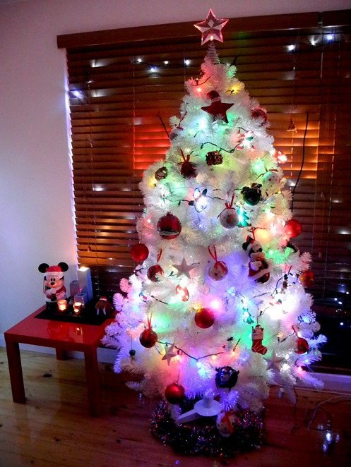 Christmas tree, christmas decorations, Christmas