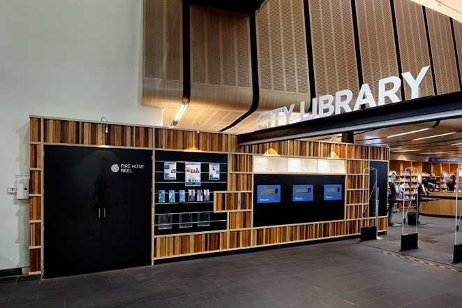 city library melbourne