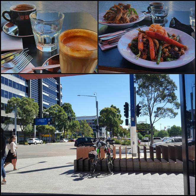 Coffee, lunch, Olympic Park, outdoor, cafe