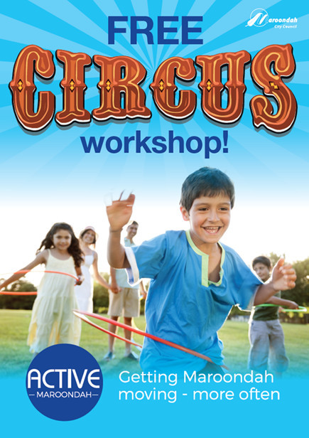 Croydon, Yarra Ranges, School holidays, fun, family, circus, workshop, summer, holidays, fun things to do, outdoors, parks, playing, juggling, council, activity, moving, exercize