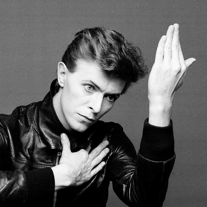 david bowie, bowie, on tour, heroes
