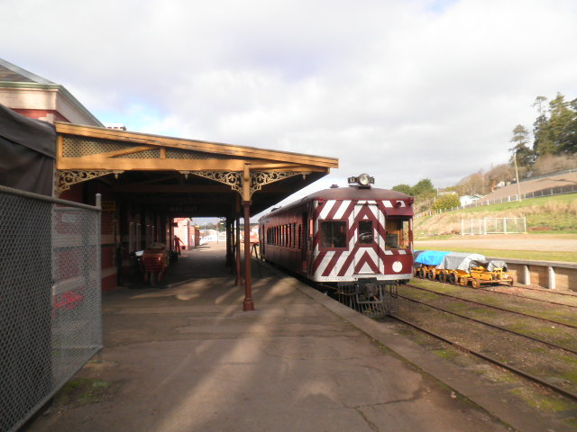 Daylesford Tour Train