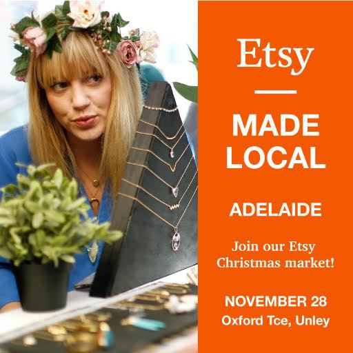 Etsy Made Local Adelaide