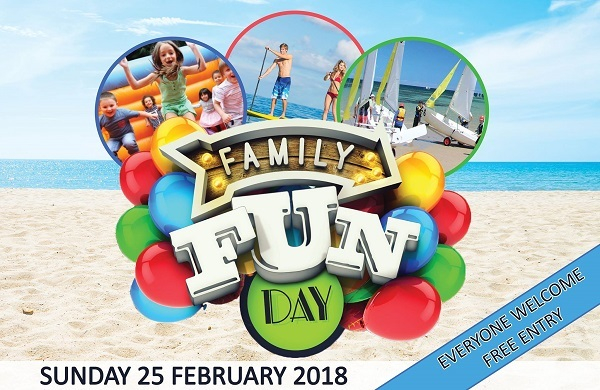 family fun day, Brighton Yacht club