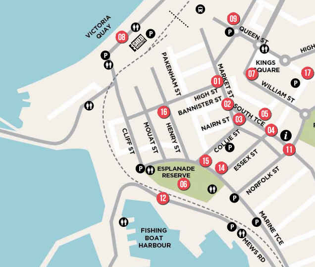 Free Events at Fremantle Street Arts Festival 2015 Perth