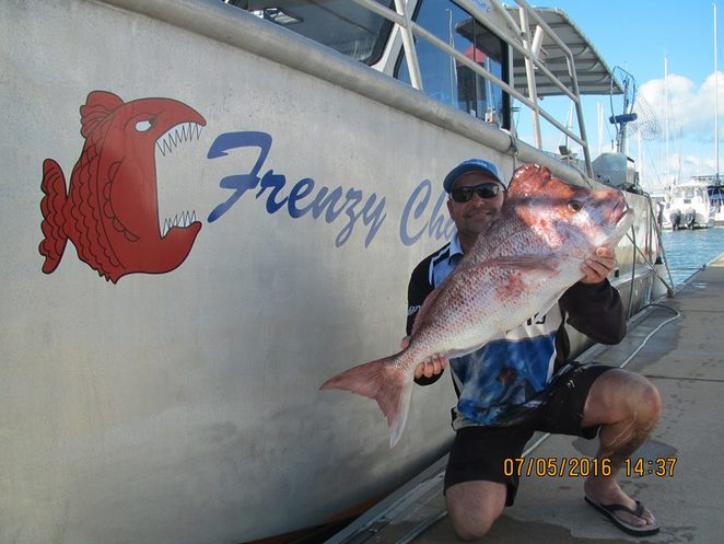 Frenzy Charters