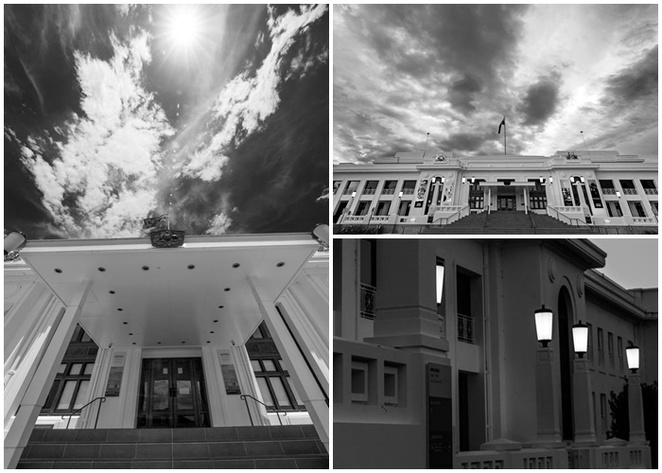 ghost hunters, canberra, tours, old parliament house, museum of australian democracy, ACT, night tours, nightlife, spooky, ghost tours in canberra,
