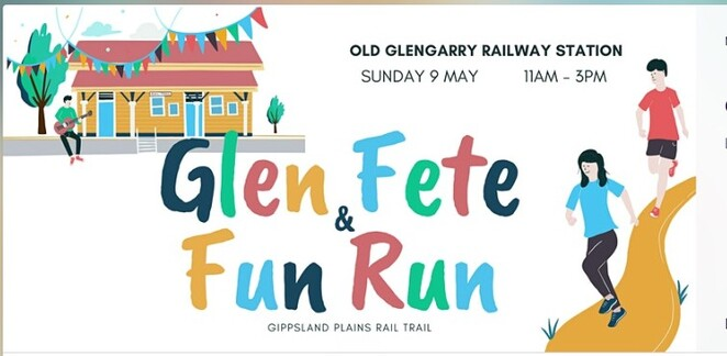 Glengarry, fun run, Eaglehawk Creek Platform 3854 Cafe