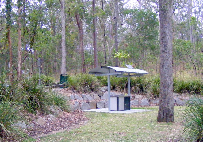 The Gold Mine Picnic Area at Mt Coot-tha