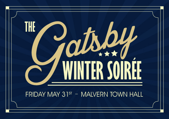 Great Gatsby Winter Soiree