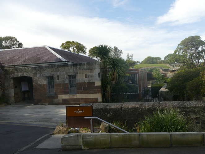 Gunners Barracks Georges Heights Mosman NSW