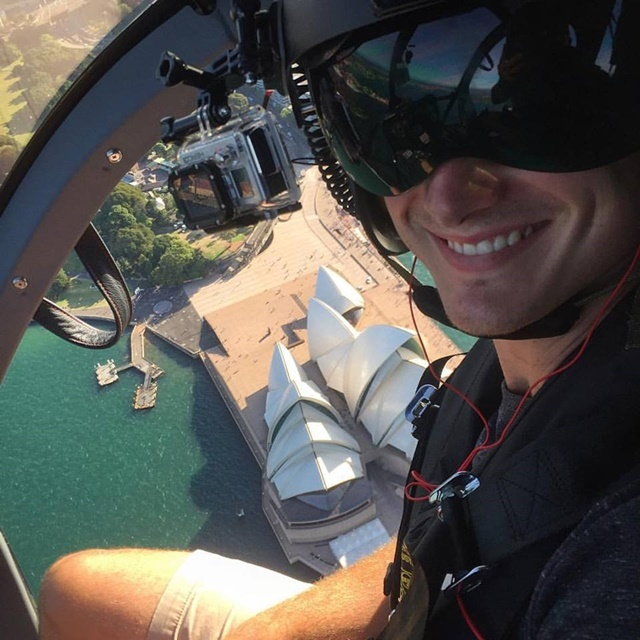 Helicopter,experience