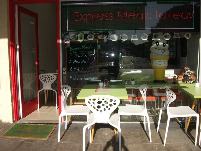 Hungry Club, Salisbury cafes, asian, cheap meals