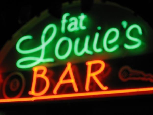 Photo courtesy of Fat Louie's