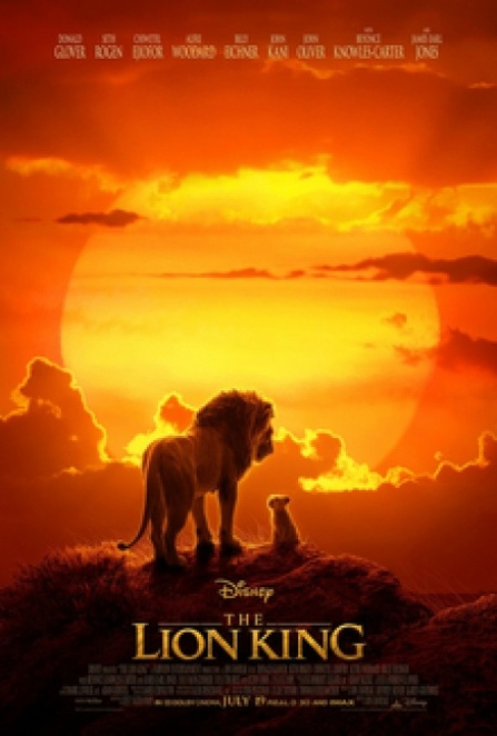 Lion King, The Lion King, Payneham Library movie, movies at the library, hot weather events Payneham
