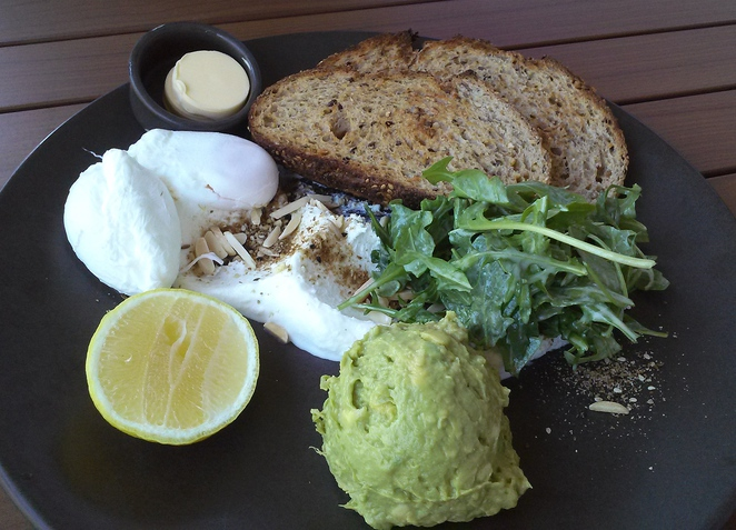 litte bird, cafe, breakfast, barton, lunch, canberra, best breakfast, mushrooms, ACT, parliamentary triangle, modern,