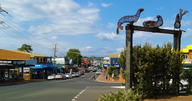 merimbula town centre, NSW, sapphire coast, town centre, accommodation, what to do, overnight trips from canberra, NSW, ACT,