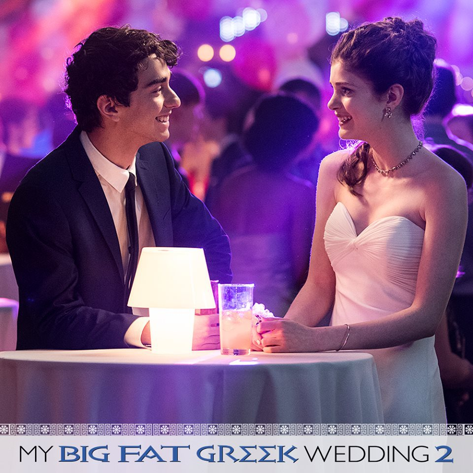 My Big Fat Geek Wedding: My Big Fat Greek Wedding 2
