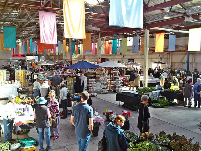 old bus depot market, canberra, shopping, kingston foreshore, ACT, weekend markets, best market in canberra,