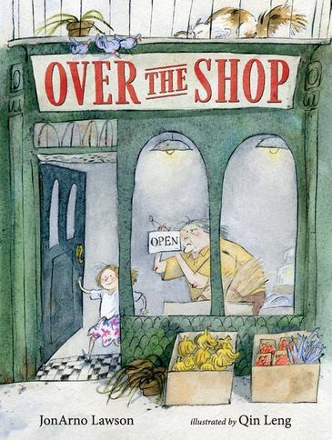 Over the Shop, Jon Arno Lawson, Book Review