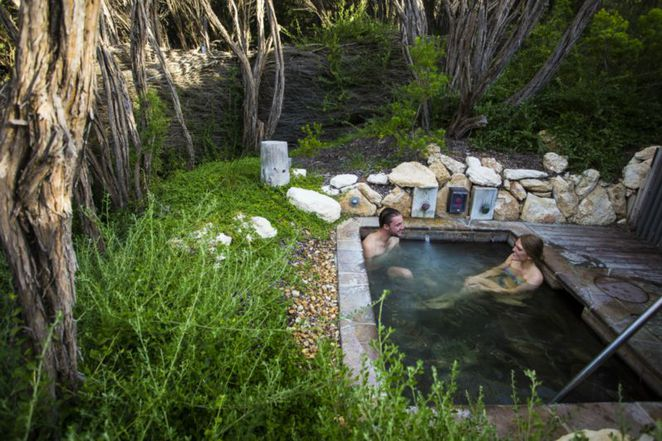 Peninsula Hot Springs Graze and Bathe packages
