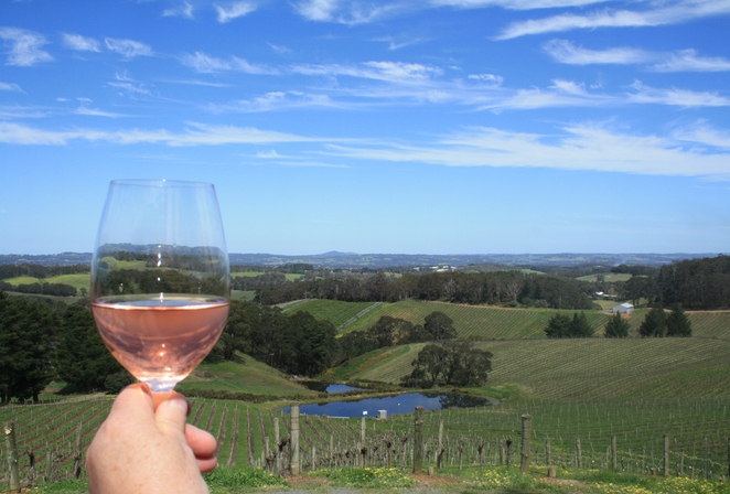 Pike and Joyce winery, Lenswood, Adelaide Hills