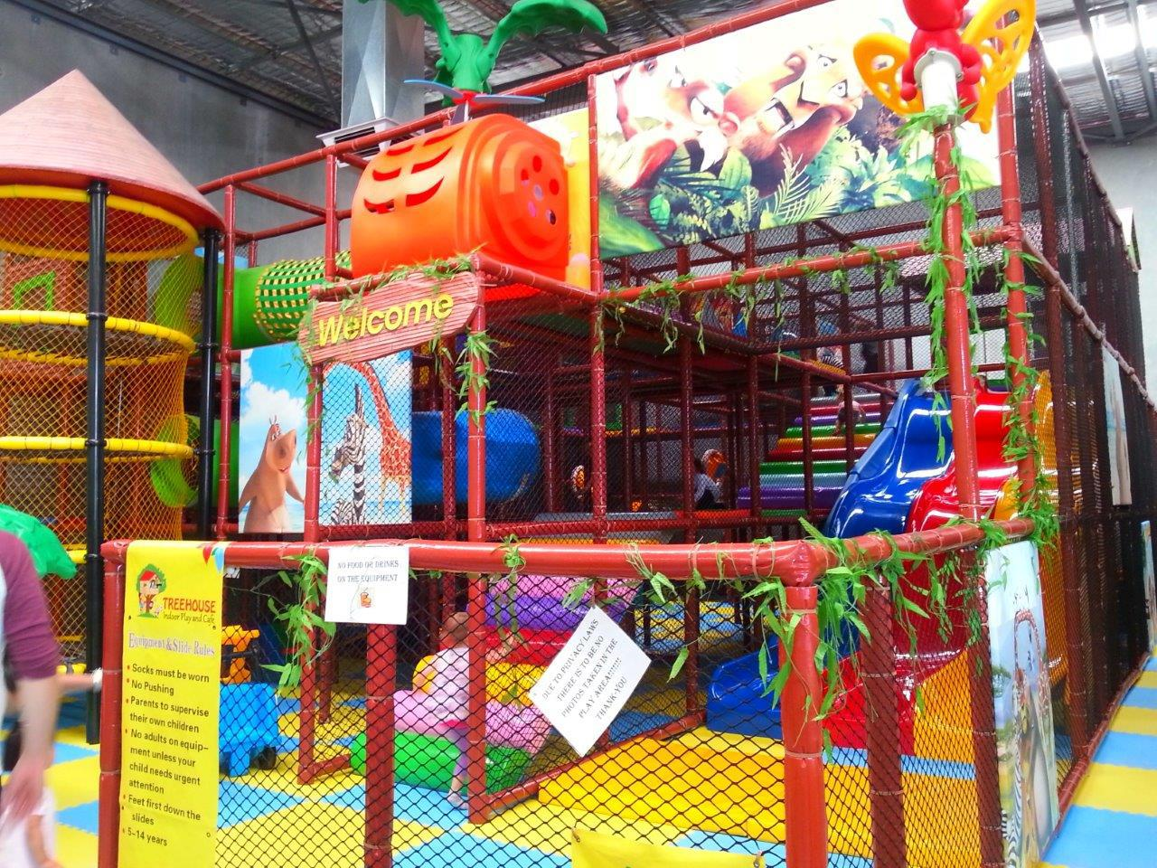 the treehouse play cafe