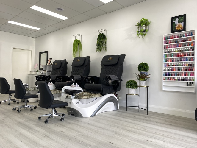 Queen Nails Spa & Beauty, Buderim, boutique, family-owned, artificial nails, gel, acrylic, manicures, pedicures, long lasting, resistant to breaks, nail biters, durable, natural looking, high-quality, attention-to-detail, pampering service, new, Covid-safe rules, 10% discount new clients, walk-ins welcome, fake it, till yours make it