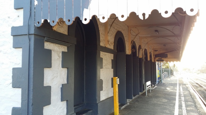 Railway Stations Re-used as Cafes in Adelaide