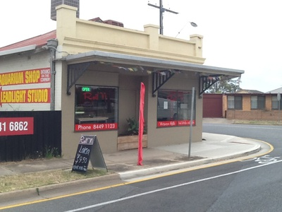 roll, food, Adelaide, Semaphore Park, Bower Road