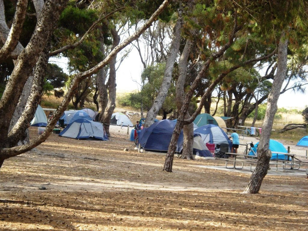 large image & Rottnest Island Campground - Perth