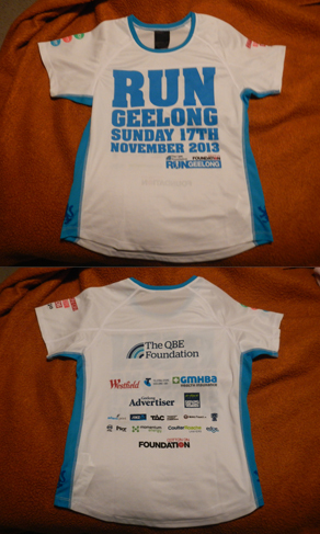 Run Geelong 2013