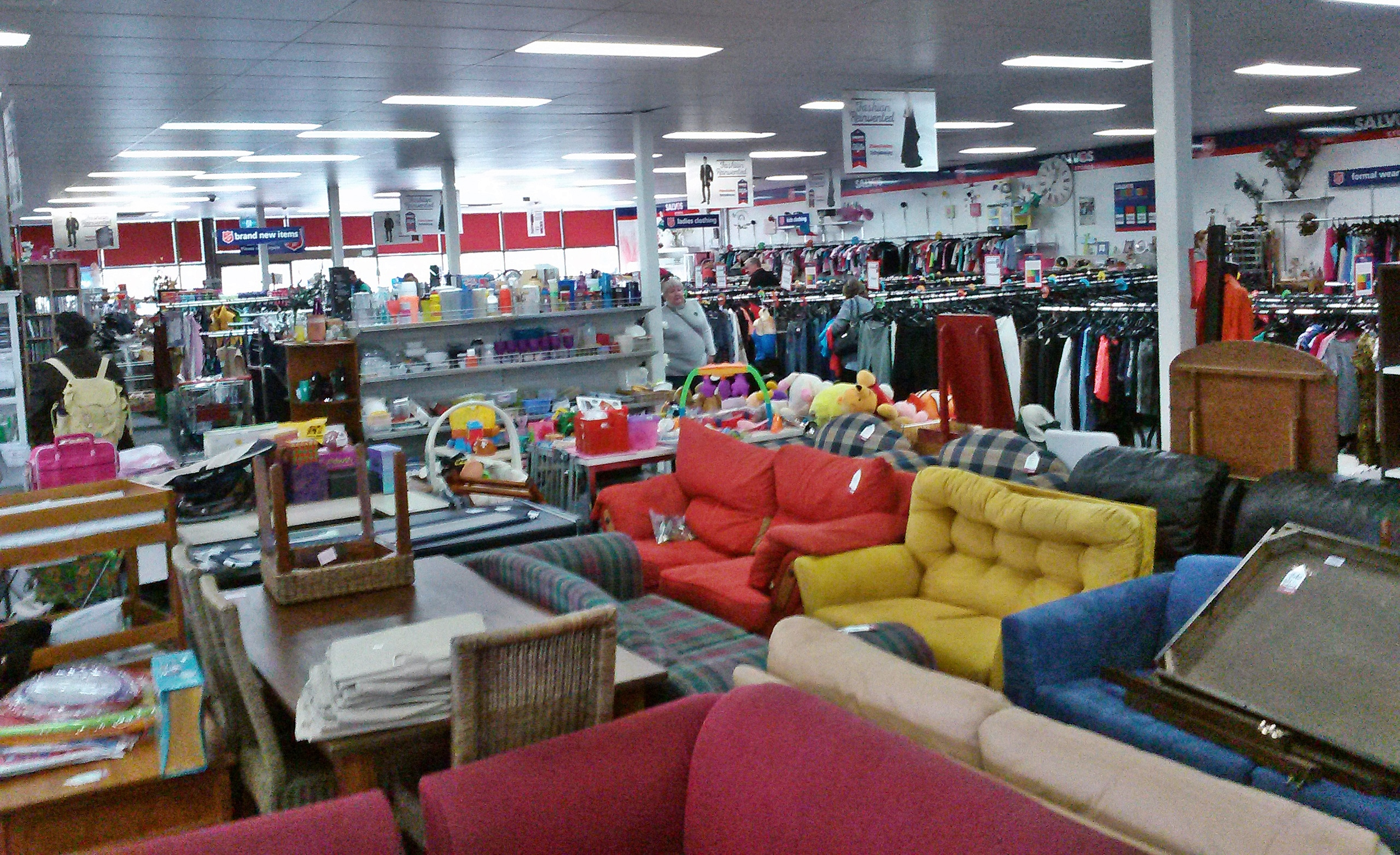 Salvation Army Stores Furniture Melbourne