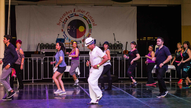 september latin festival 2018, community event, cultural event, fun things to do, sandown raceway, springvale, latin american dance, latin music, latin food and art, community dfance groups, latin bands, latin culture, flavours of latin america, dance the night away, family fun, traditional cultural event, latin voice 2018, amerikan sound, bands